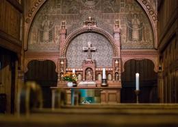 神圣的教堂图片(12张)