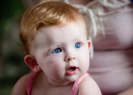 天真可爱的宝贝图片(10张)