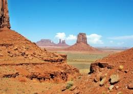 美国纪念碑谷风景图片(15张)