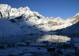 尼泊尔喜马拉雅山自然风景图片(13张)
