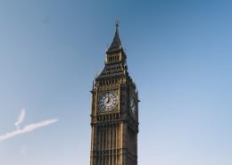 英国伦敦的大本钟图片(16张)
