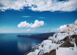希腊圣托里尼的图片(13张)