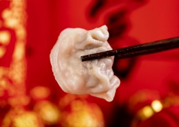年味十足的水饺图片(9张)