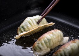 美味的煎饺图片(10张)