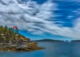 加拿大温哥华阳光海岸自然风景图片(10张)
