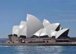 澳大利亚悉尼歌剧院图片(16张)