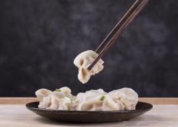 美味水饺图片(8张)
