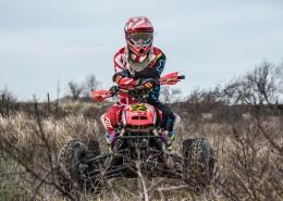 四轮摩托赛车比赛图片(9