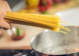 未烹饪的意大利拉面图片(10张)