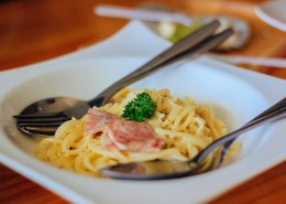 美味的意大利面图片(10张)