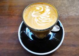 香浓的咖啡拉花图片(13