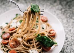 美味好吃的意大利面图片