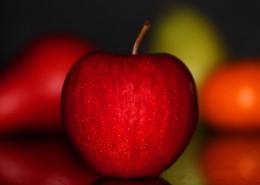 营养好吃红色的苹果图片(18张)