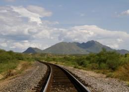 火车铁轨图片(12张)