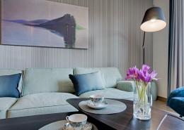 现代简约风格的客厅装修设计图片(11张)