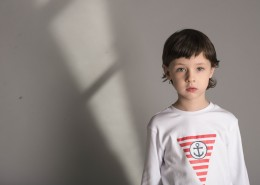 小男孩个性写真图片(11张)