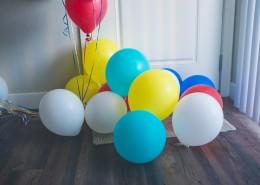 色彩缤纷的气球图片(14张)