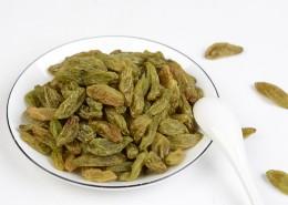 绿色糖分超高的新疆葡萄干图片(9张)
