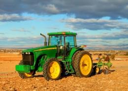 农业拖拉机图片(11张)