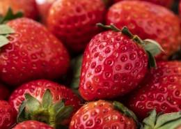 新鲜美味的草莓图片(11张)
