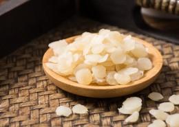 营养健康滋补品皂角米图片(9张)