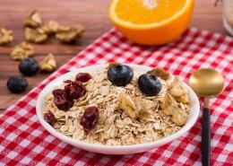 营养早餐燕麦图片(10张)