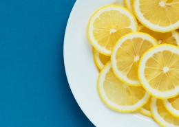 切开的柠檬图片(11张)