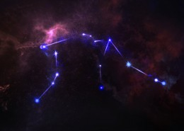 星座形状图片(12张)