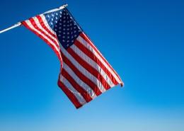 美国国旗的特写图片(11张)