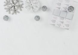 银色的装饰品图片(12张)
