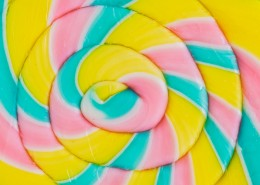 彩色的棒棒糖图片(10张)