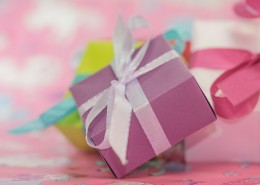 包装精致的礼盒图片(15张)