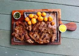 美味好吃的牛排图片(7张)