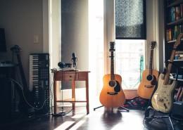 制作精美的吉他图片(11张)