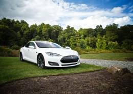 特斯拉电动汽车的图片(12张)
