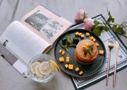 香甜的松饼图片(11张)