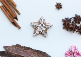 圣诞节好吃的姜饼图片(11张)