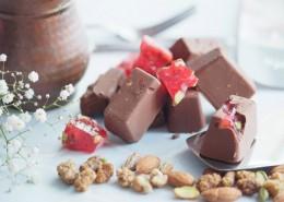 丝滑巧克力图片(10张)