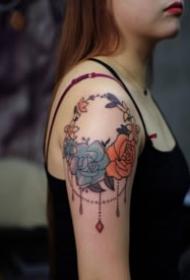南充纹身 9款四川南充上刺青纹身作品图片