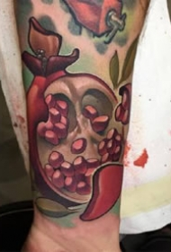 九款可爱的欧美纹身图案欣赏