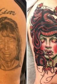分手后遮盖前任9款纹身案例 纹身需三思而后行