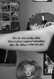 潮州纹身-广东潮州清刺青的几款纹身作品