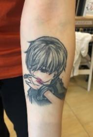 福建厦门铭刺青工作室的21款纹身作品