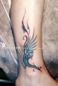 哈尔滨纹身 黑龙江哈尔滨针惜刺青的纹身作品