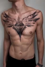 花纹图腾纹身 一组好看的纹身花纹素材图案参考