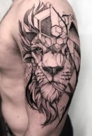 巴西纹身师Renato Vision创意纹身设计作品