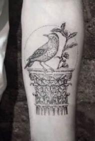 土耳其伊斯坦布尔纹身师 Bicem Sinik 纹身作品