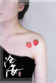 一组蕴含独特小秘密的小纹身
