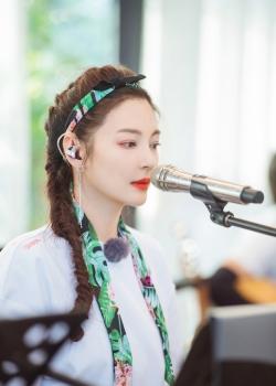 张雨绮《姐姐的爱乐之程》图片