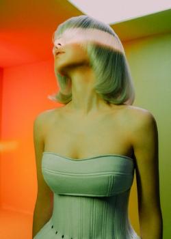 蔡依林时尚前卫性感写真图片